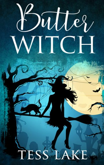 Butter Witch (Torrent Witches Cozy Mysteries #1) Audiobook