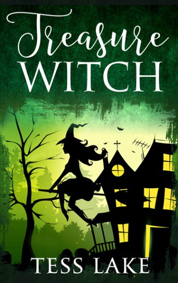 Treasure Witch (Torrent Witches Cozy Mysteries #2) Audiobook