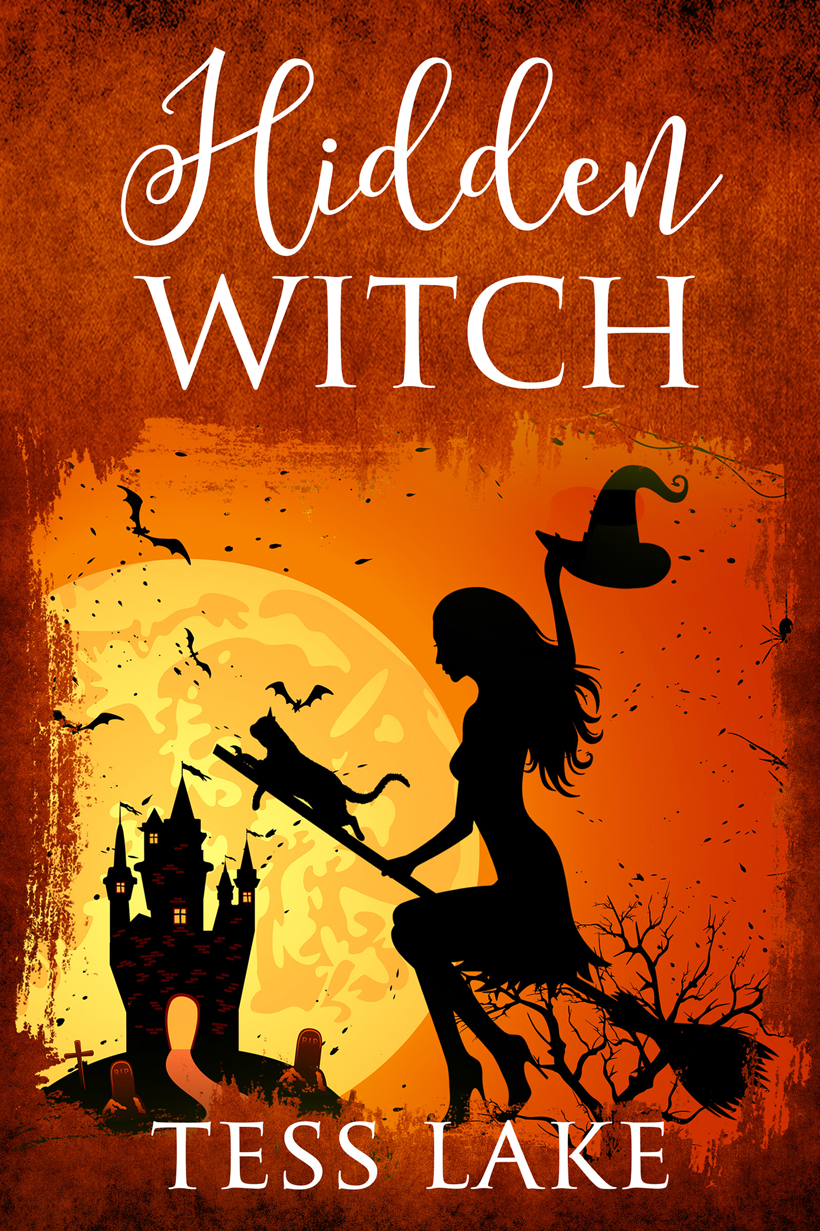 Hidden Witch (Torrent Witches Cozy Mysteries Book 3)