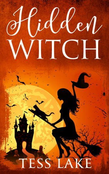 Hidden Witch (Torrent Witches Cozy Mysteries #3) Audiobook