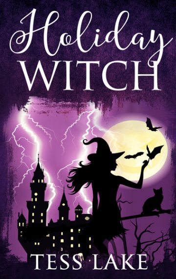 Holiday Witch (Torrent Witches Cozy Mysteries #5) Audiobook