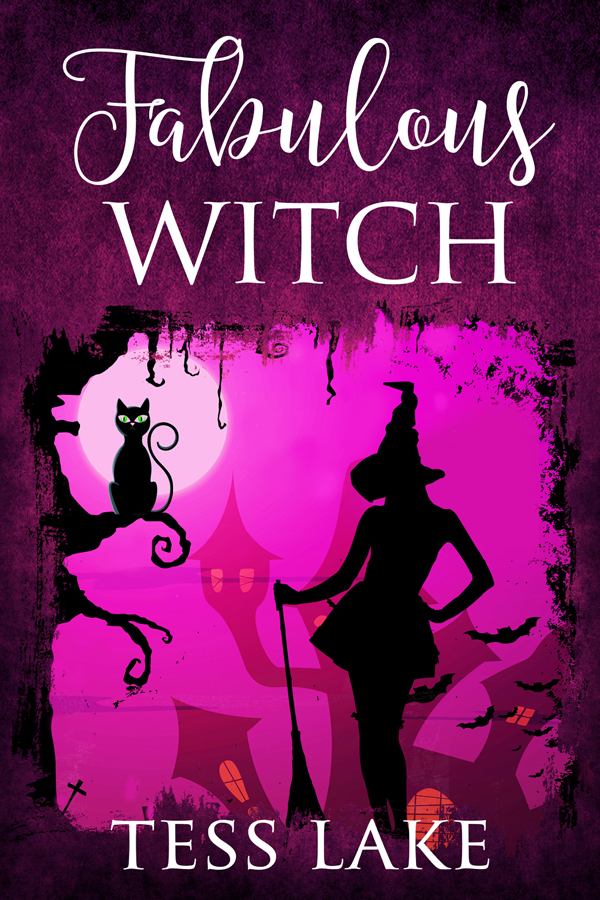 Fabulous Witch (Torrent Witches Cozy Mysteries Book 4)
