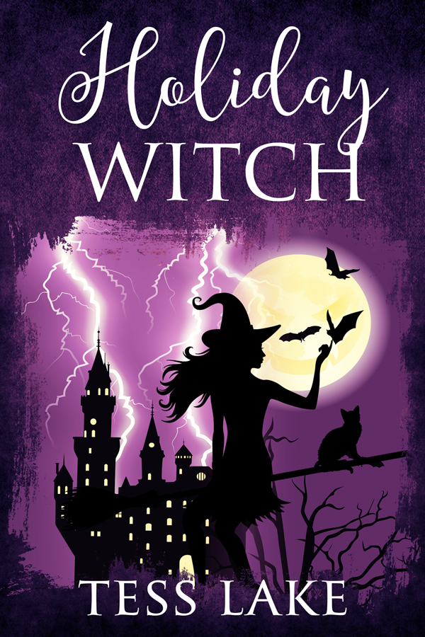 Holiday Witch (Torrent Witches Cozy Mysteries Book 5)