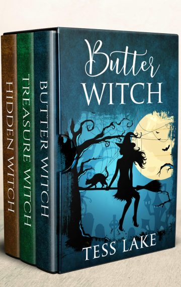 Torrent Witches Cozy Mysteries, Audiobook Box Set 1: Books 1-3