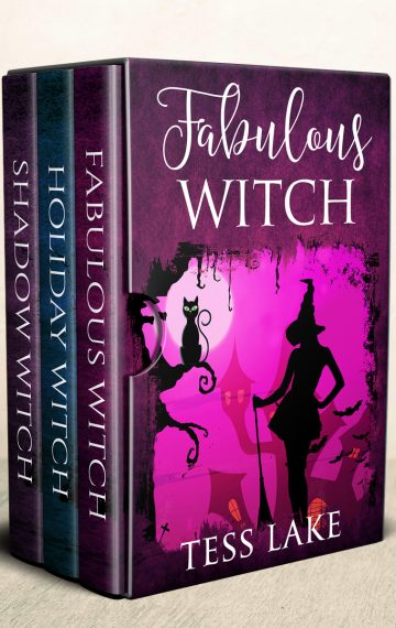 Torrent Witches Cozy Mysteries, Audiobook Box Set 2: Books 4-6